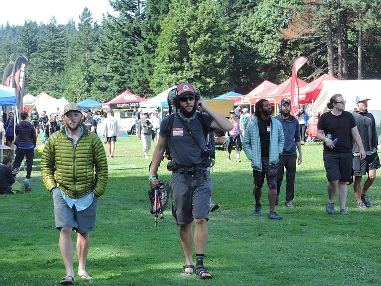 PCT Days draws hundreds to Cascade Locks Marine Park and downtown Cascade Locks Friday through Sunday.