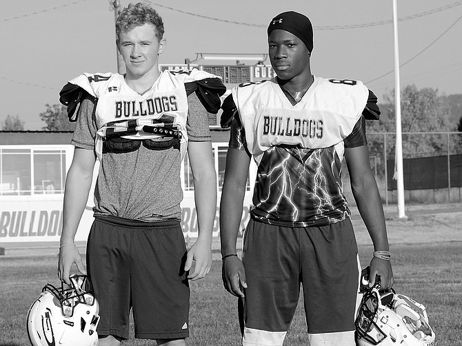 The 2017 Bulldogs feature two seniors — Garett Malone and Braison Norman — during head coach Jeff Adams' first season overseeing the program as a whole.