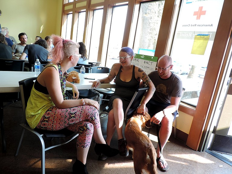 SHELTER provides a cool place for Cascade Locks residents.