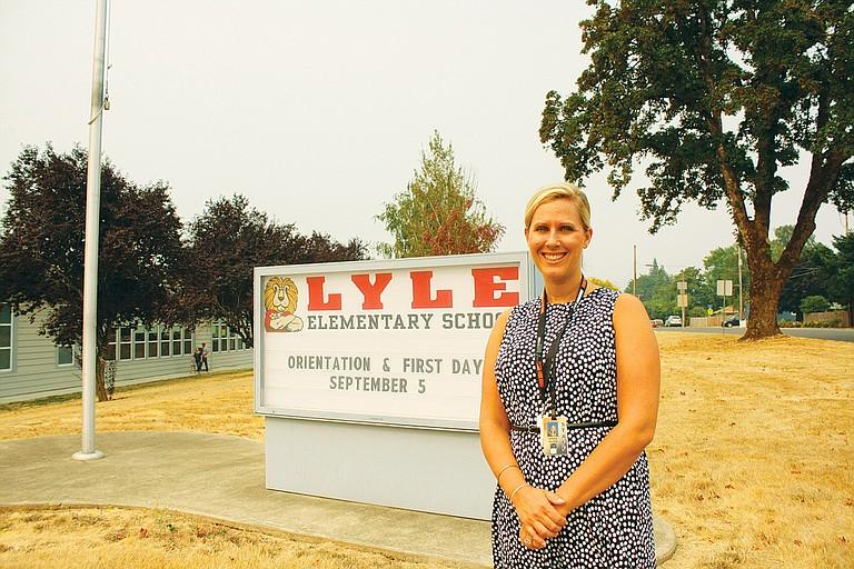 Amber Eaton moves from assistant principal at Dallas High to head principal at Lyle.