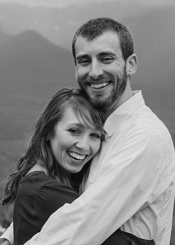 Amy Metcalfe and Patrick Noonan
