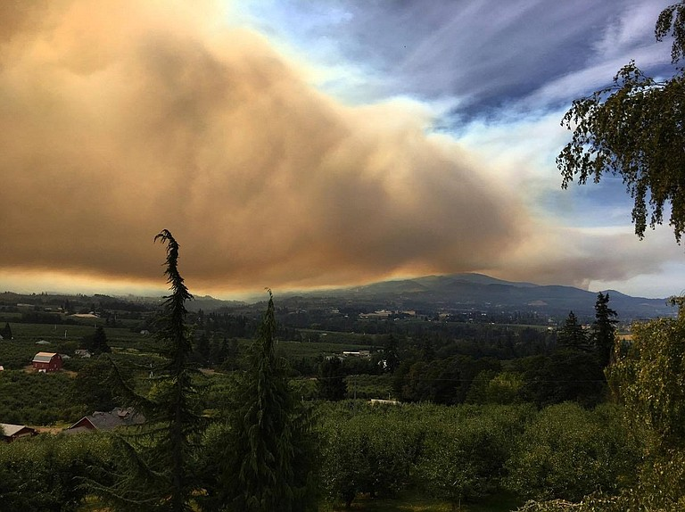 As the Eagle Creek fire rages on, poor air quality has become the new norm. All residents should avoid prolonged or heavy exercise outdoors.