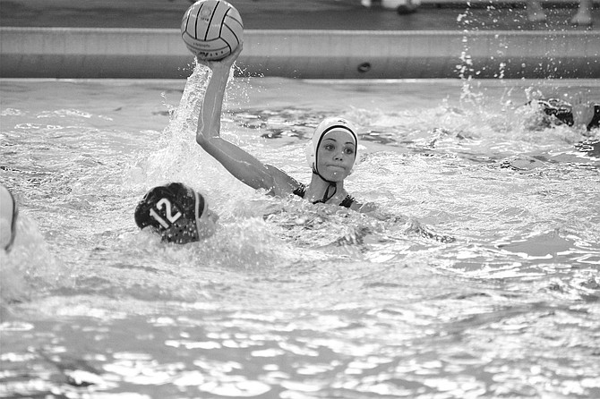 Faith Ocheskey tallied in eight goals this past weekend at the Newberg tournament.