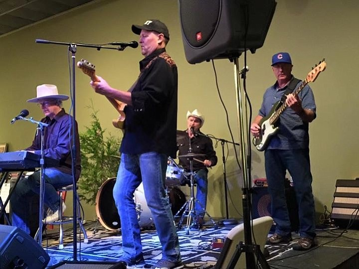 HOOD RIVER band The Wasco Bros. perform Saturday, probably at around 8 p.m., at Elks Lodge parking lot.