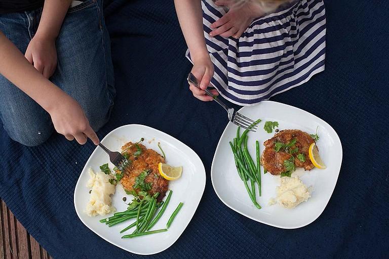 Gigi and Lulu's Chicken Picatta