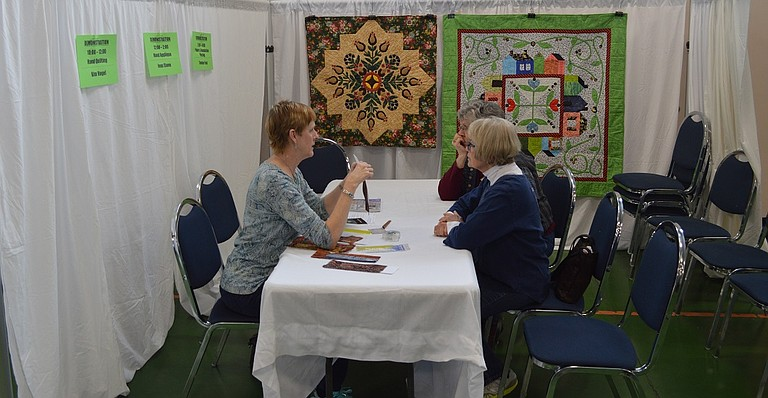 ENJOY some of the best quilts in the Northwest and learn about quilting in classes and demos at the 10th annual Gorge Quilt Show, Friday and Saturday at Hood River Armory on the Heights.