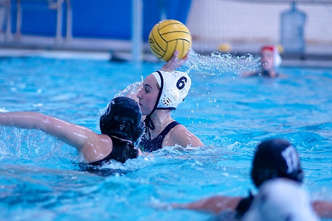 Girls Water polo: Jamie Robinson is this year's 5A/6A player of the year. Robinson has dominated this year and led the Eagles in almost every offensive and defensive category. Robinson notched in a team leading 84 goals and 68 assists, totaling 152 points on the season. She also led the team with 85 steals.