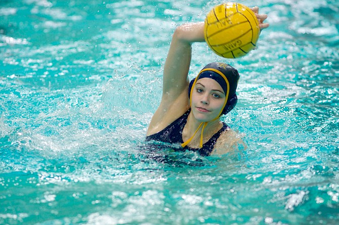 HRV Girls Water Polo face off against Ashland this Friday in the semifinals of the state tournament after beating Cottage Grove 15-0. Faith Ocheskey had two goals and two assists against Cottage Grove.