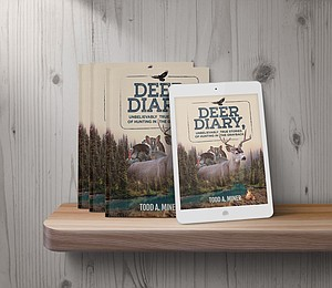 'Deer Diary,' a collection of stories about hunting in Goldendale, is out now.