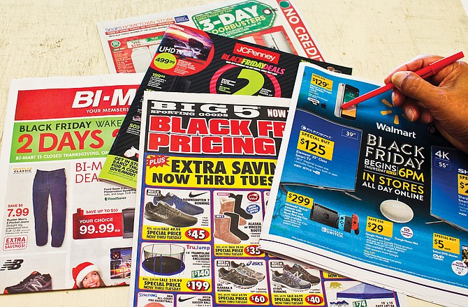 The newspapers are filled with sale flyers proclaiming Black Friday hot items, if shoppers are willing to get up early.  But not all the hottest items are new slippers.