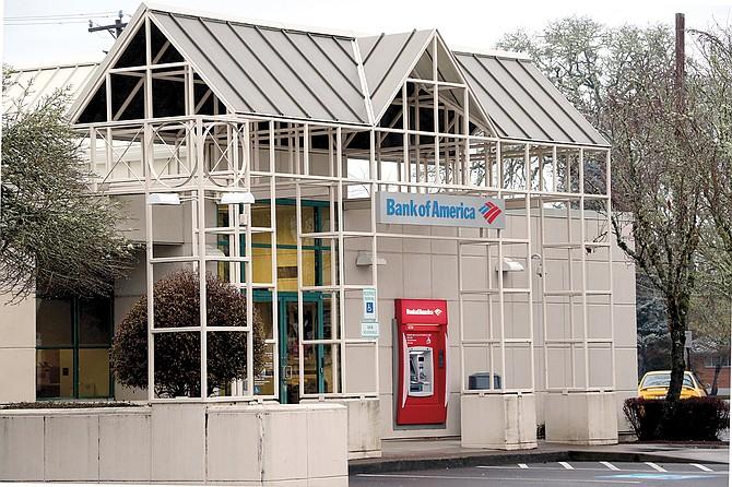Bank of America is closing based on customer behavior.