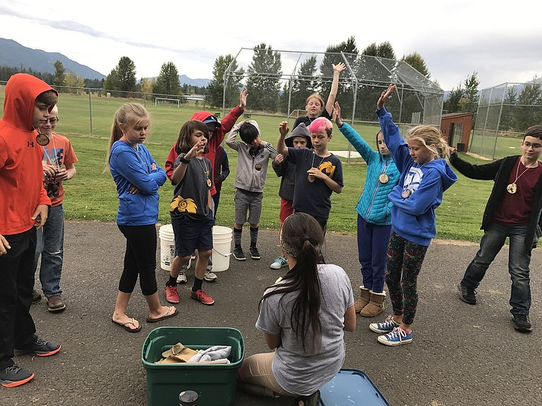 Columbia Gorge Ecology Institute hosts a free volunteer workshop Jan. 11 at the Hood River Library. The nonprofit connects local students to the Gorge, in classrooms and on fieldtrips.
