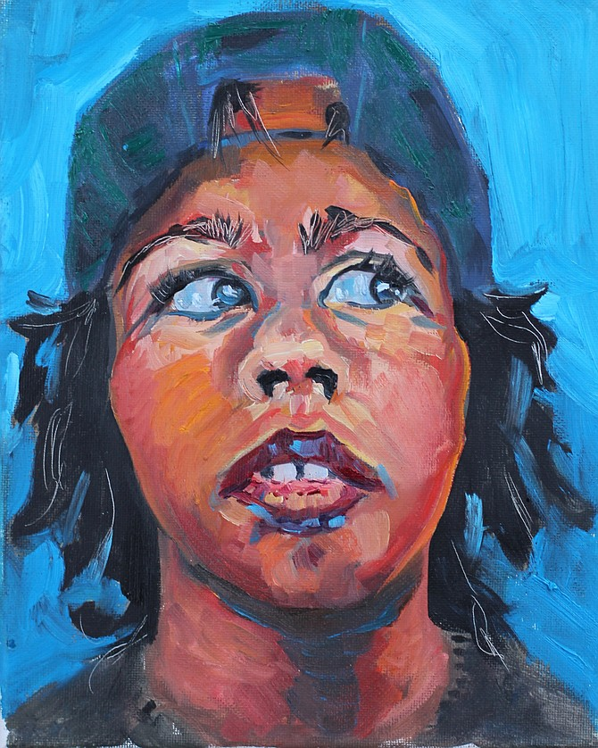 Robin Nelson Wicks' oil paintings will be on display from Jan. 13 to Feb. 24 at Confluence Gallery.
