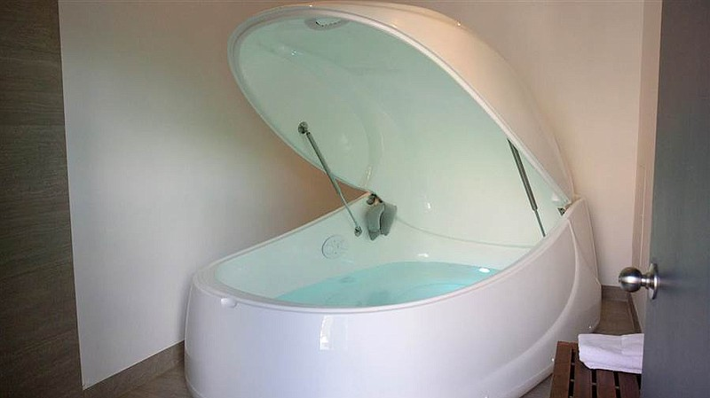 Care For A Little Float Therapy Northwest Boomer And Senior News
