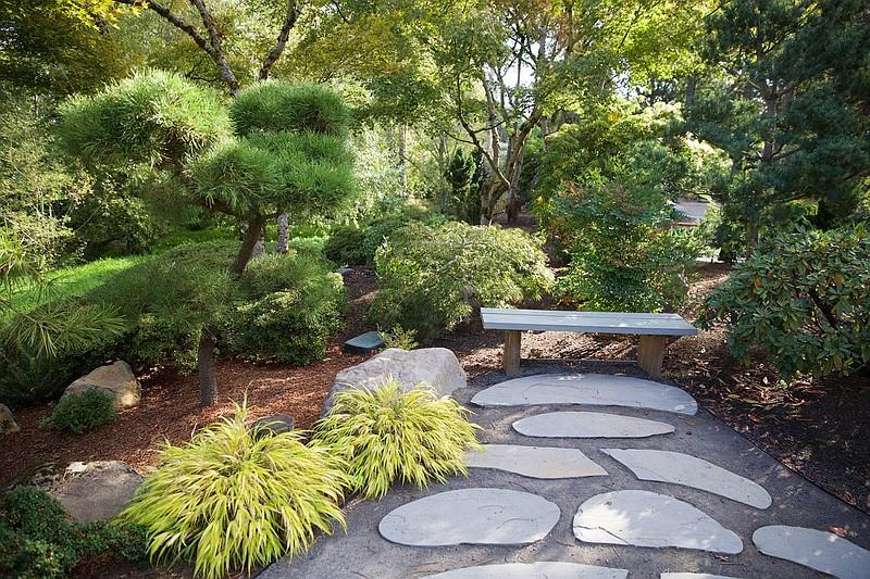 Gresham\'s Japanese garden: Tsuru Island is a striking tribute to ...