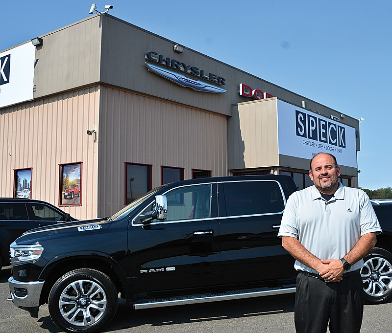 Dodge Dealership: Speck Purchases Long-standing Grandview Dealership