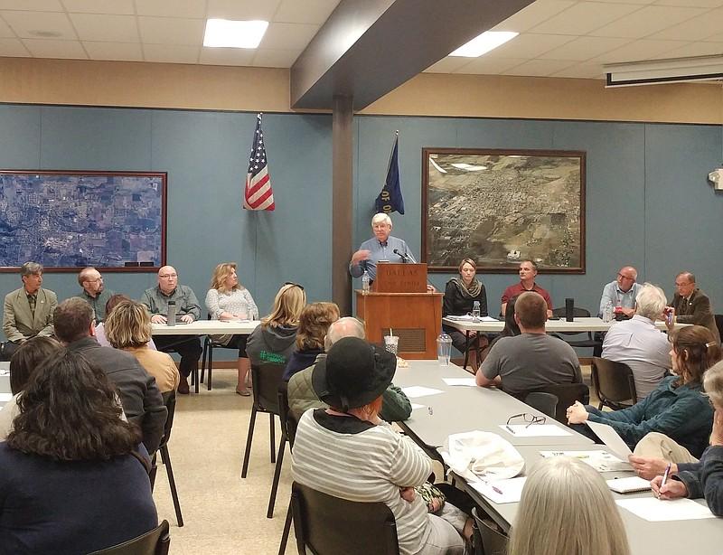 Dallas City Council Candidates Polk County Itemizer Observer