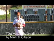 The Dalles Wahtonka varsity baseball.