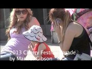 Clips from the 2013 Cherry Festival Parade downtown The Dalles.