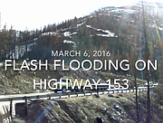 Video footage provided by Okanogan County Emergency Management.