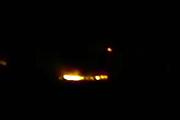 Pickens Mountain fire near Split Rock Road in Havillah. Footage filmed live on location 8/24/16